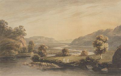 Near Pontaberglaslyn