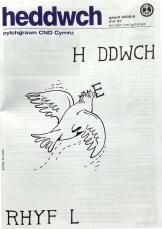 CND Heddwch 37 Gaeaf 2005-6
