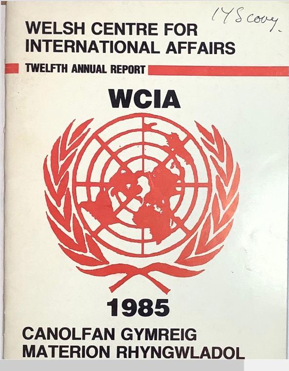 1985 WCIA 12th Annual Report
