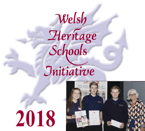 Welsh Heritage Schools Initiative Competition...