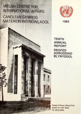 1983 WCIA 10th Annual Report