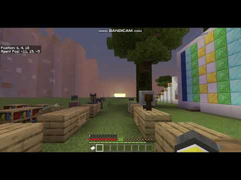 Minecraft Your Museum Competition 2020 - Isaac...