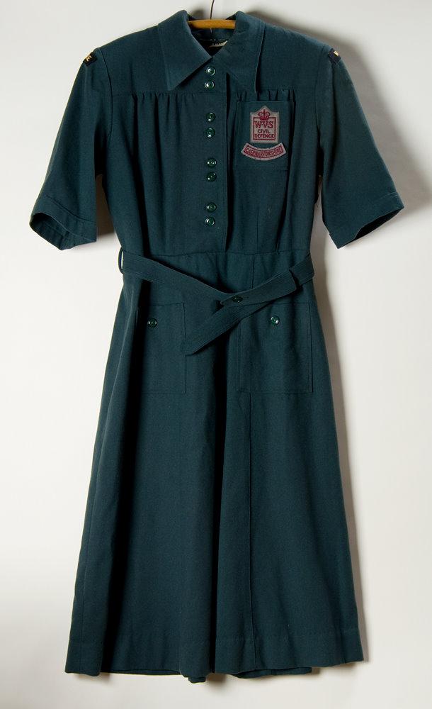 wrvs uniform