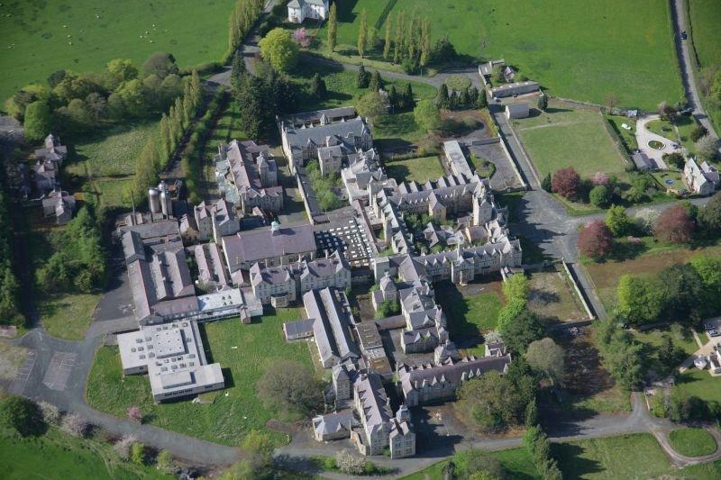 North Wales Counties Lunatic Asylum Denbigh