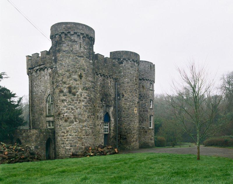 Upton Castle Peoples Collection Wales