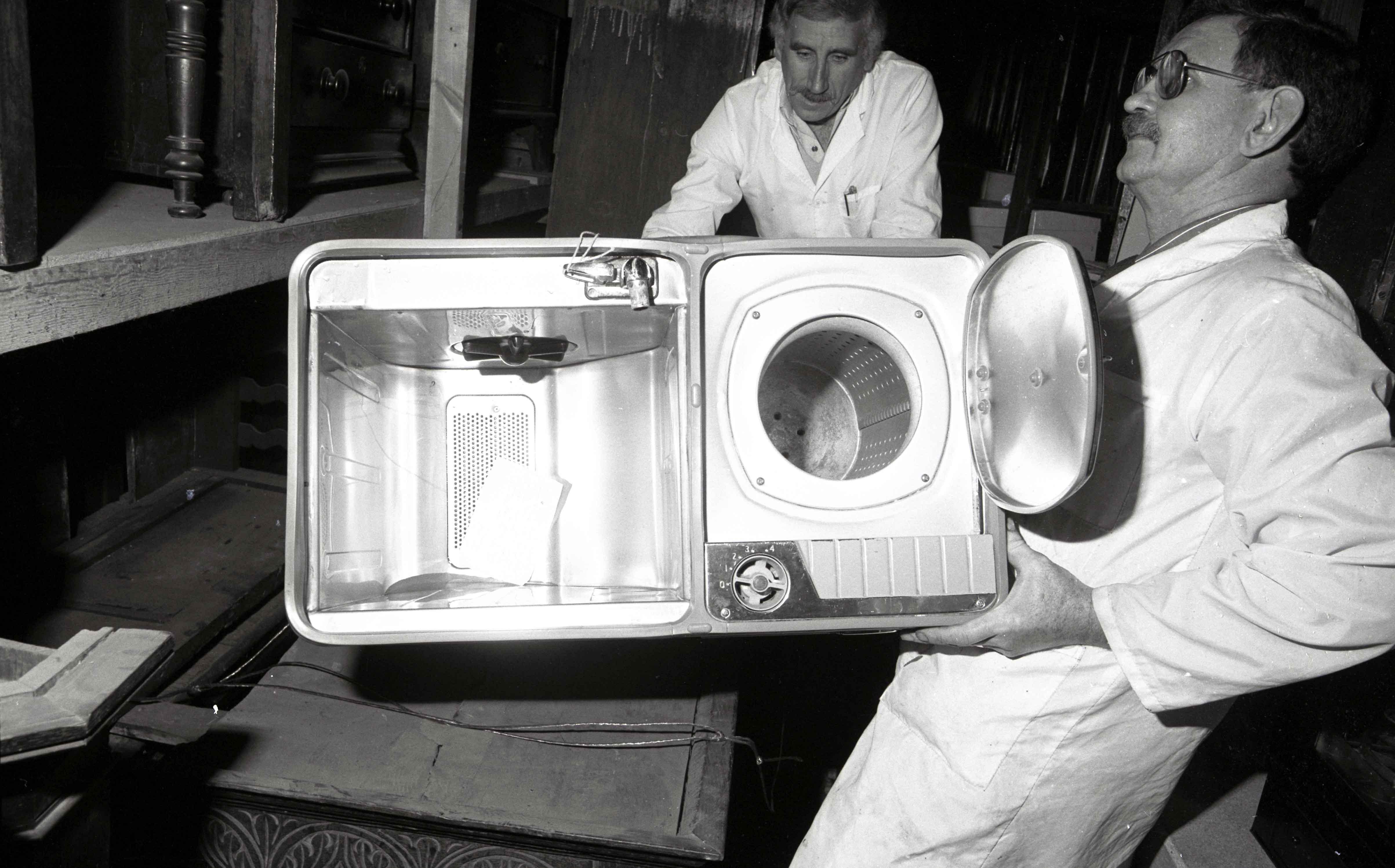 hoovermatic tub washing machine