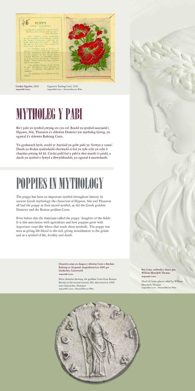Poppies In Mythology