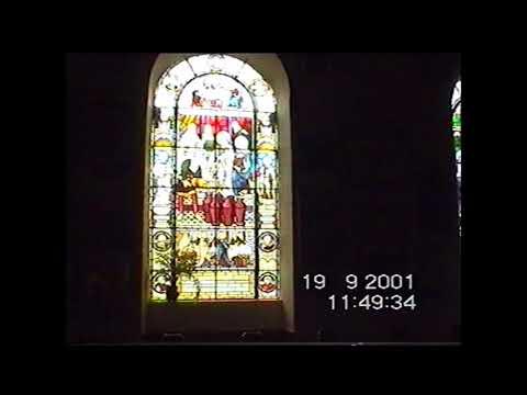 church at dolgellau 2001