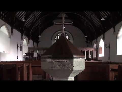 church at llanwrin