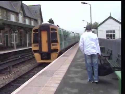 Train Machynlleth to Shrewsbury