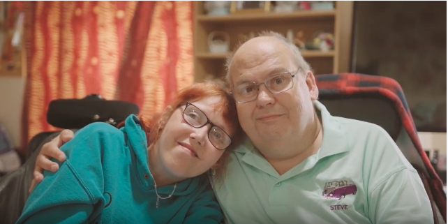 Sian and Steve - what does love mean to you?