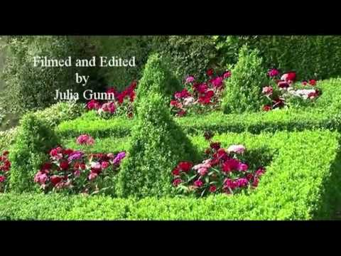 Gardening - Julia's garden at Yr Efail