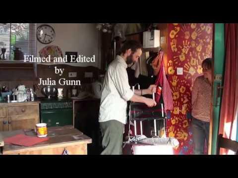 Film Makers visit Ceinws 2014