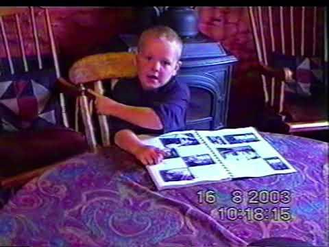 Esgairgeiliog Ceinws Delivering our book 2003