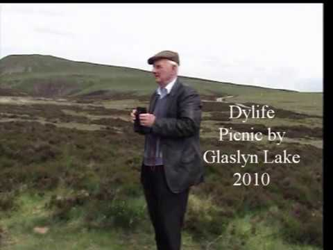 Dylife, Picnic by Glaslyn Lake