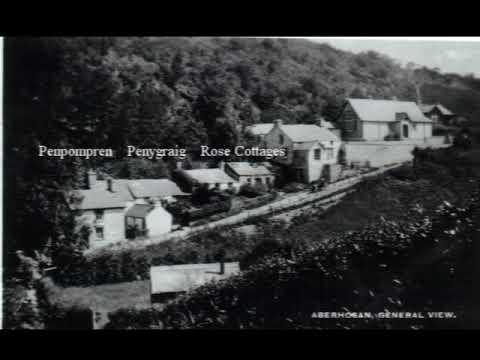 Aberhosan - Julia's Family History