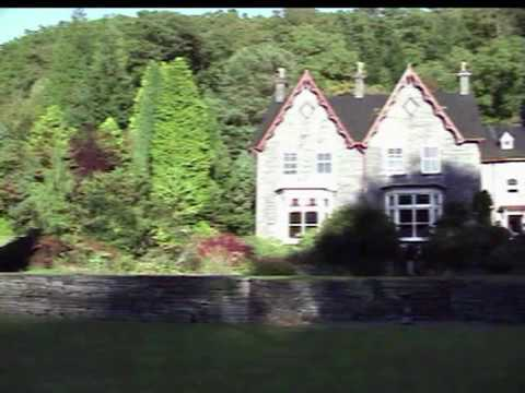 Country House Interior Plas Llwyngwern part 1