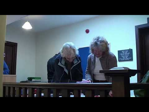 Corris Archive People Collection Wales