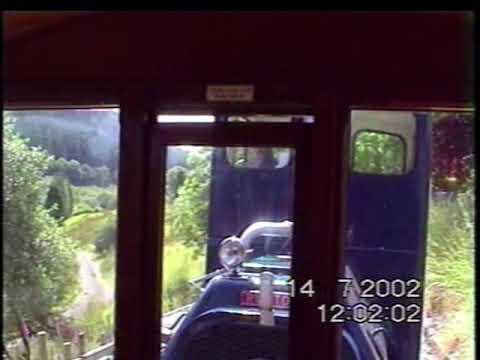 Rheilffordd Corris 2002  2 o 8