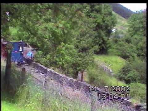 Rheilffordd Corris 2002 8 o 8