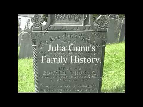 Julia Gunn's Family History