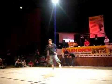 Welsh Open Bboy Championships 2007 - Judges...