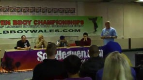 Bboy Wales - Question and Answer Session 2010 ...