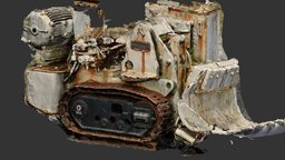 TRACTOR-WHITE learning photogrammetry