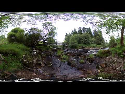 River (Afon) Lliw, 2019 (360-degree video)