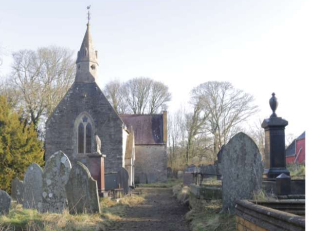 St Andrew's Moylgrove - Gravestones