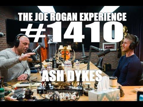 Joe Rogan Experience #1410 - Ash Dykes