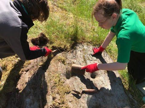 Cloddiad Pen y Bryn Excavation