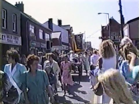 The Buckley Jubilee -Street Procession (1989)