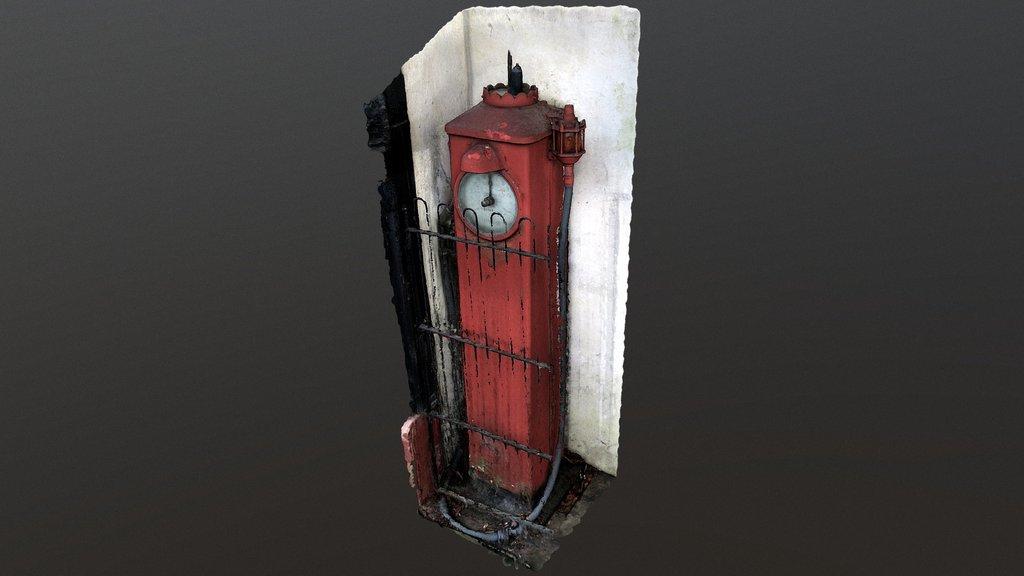 Petrol Pump, Presteigne #UnlovedHeritage