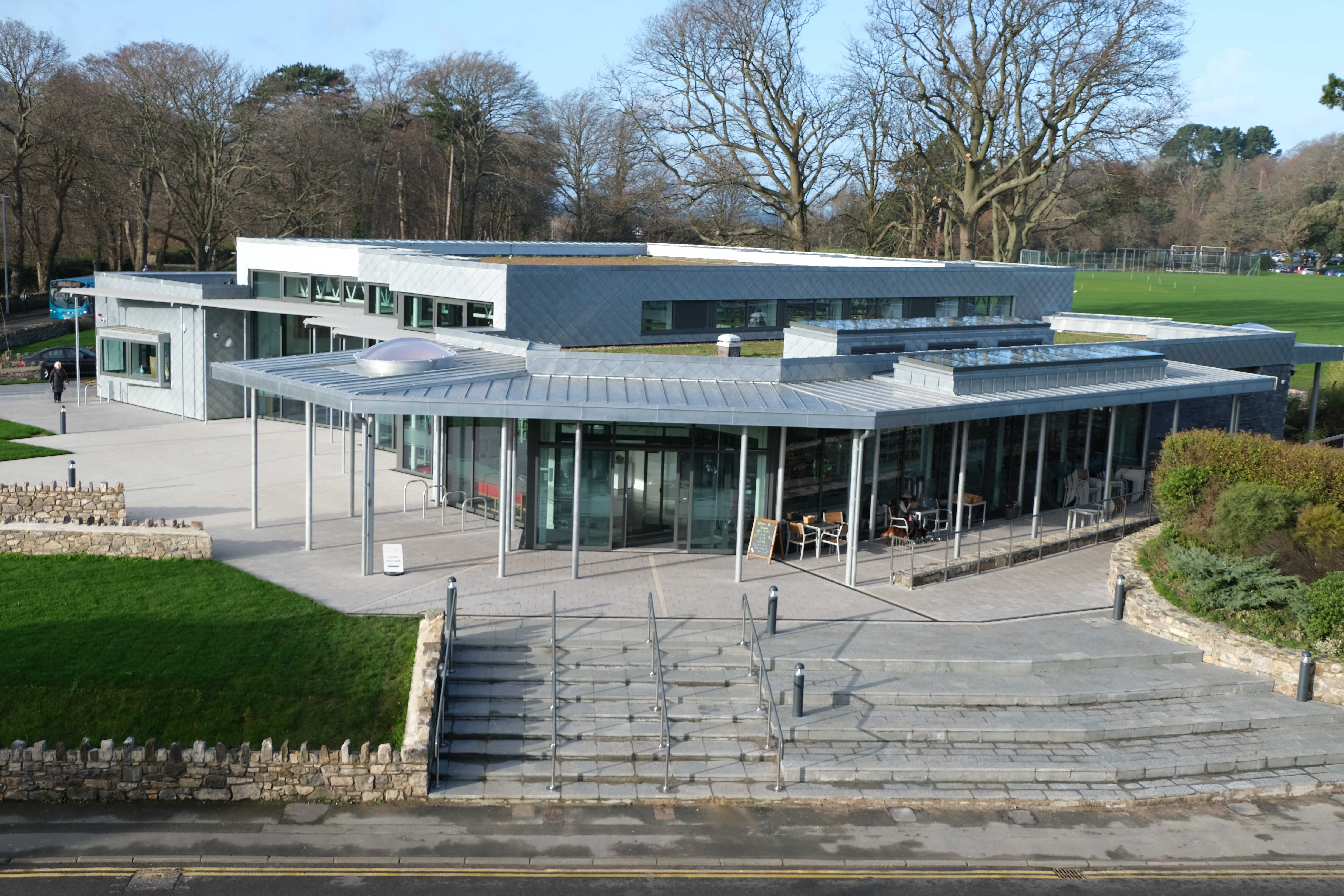 Conwy Culture Centre 2016-2020 - Project
