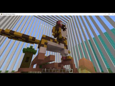 Cari Hicks - Minecraft Your Museum Competition...