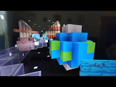 Zac Davis - Minecraft Your Museum Competition...