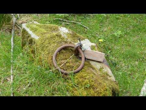 Ceiau Afon Dwyryd [Welsh]