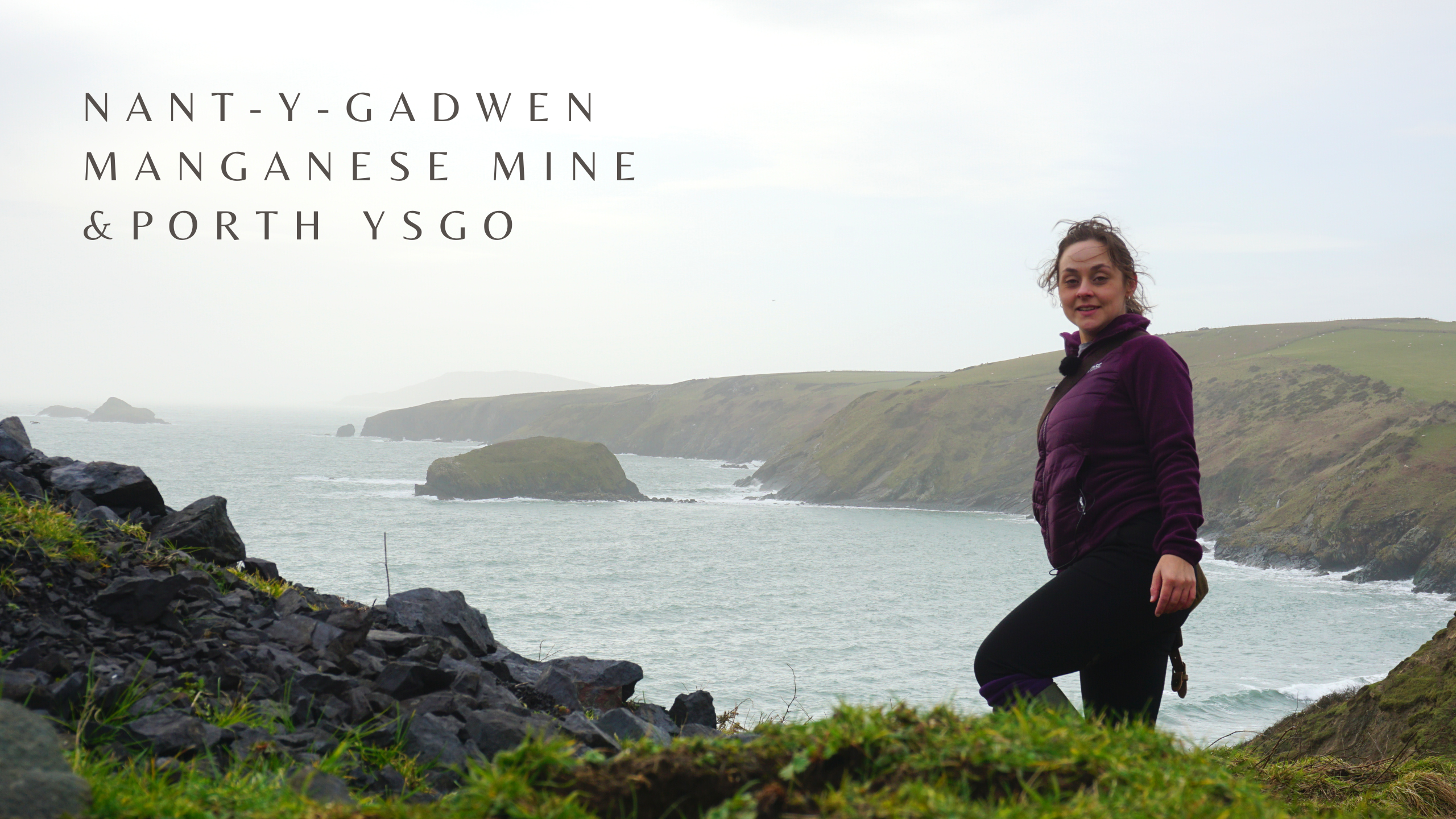 Visiting Nant-y-Gadwen and Porth Ysgo, North Wales