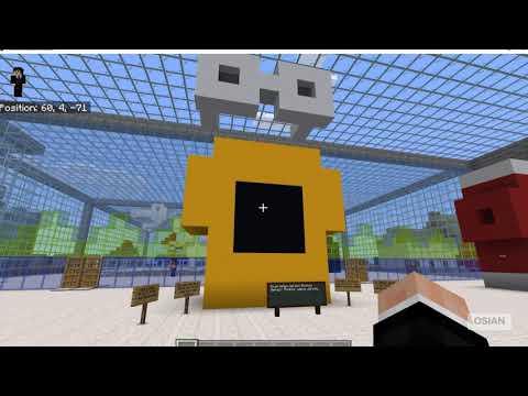 Osian Jones - Cystadleuaeth Minecraft Eich...