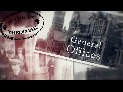 Rebuilding History: General Offices - Ebbw Vale