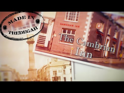 Rebuilding History: The Cambrian Inn