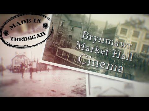 Rebuilding History: Brynmawr Market Hall Cinema