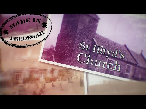 Rebuilding History: St Illtyd's church