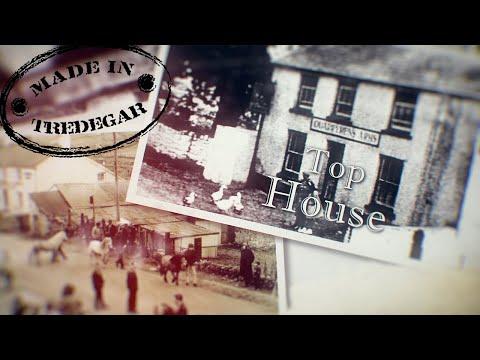 Rebuilding History: Top House, Trefil