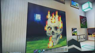 Minecraft Your Museum Competition 2020 - Cally...