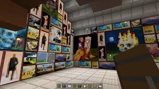 Minecraft Your Museum Competition 2020 -...