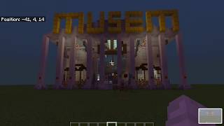 Minecraft Your Museum Competition 2020 - 1st...