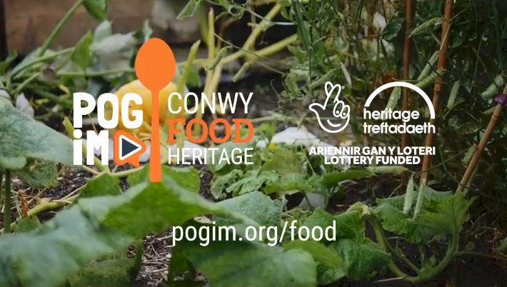 Conwy Food Heritage Project Overview