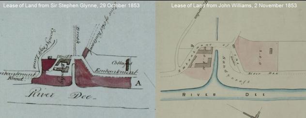 Sandycroft Foundry And Ironworks 1853